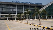 Myanmar Yangon International Airport