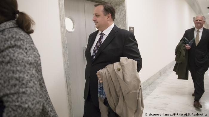 USA Walter M. Shaub Jr., U.S. Office of Government Ethics (picture-alliance/AP Photo/J.S. Applewhite)
