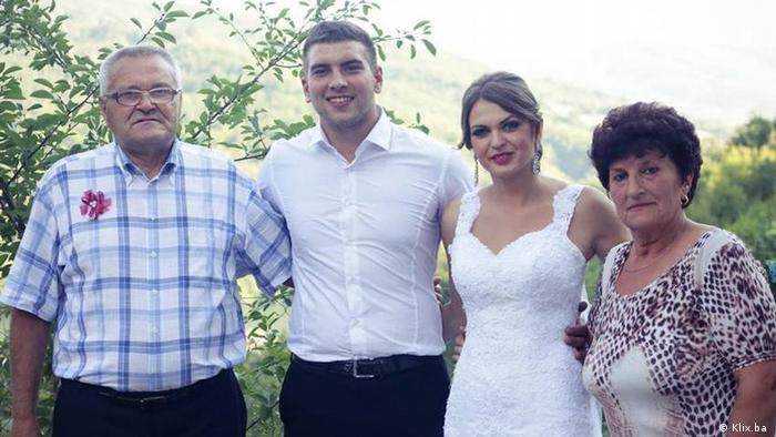 Bosnien und Herzegowina, Alen Muhic aus Gorazde