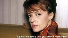 Jeanne Moreau französische Schauspielerin