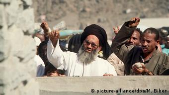 Mekka-Wallfahrt - muslimische Pilgerreise - Steinigung des Teufels in Mina