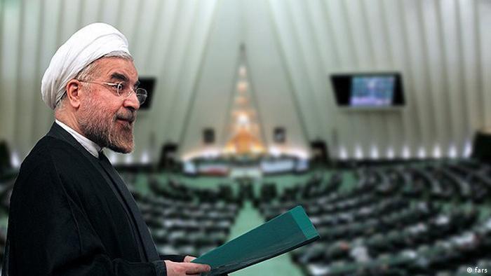 Hassan Rohani, Iranischer Präsident (fars)