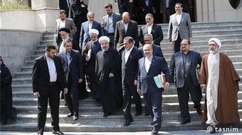 Iran 11. Kabinett (tasnim)