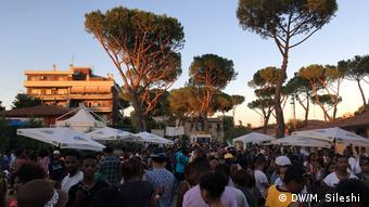 Italien Äthiopien - Ethiopian Sports & Culture Federation in Europe in Rom