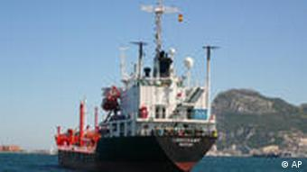 MV Longchamps