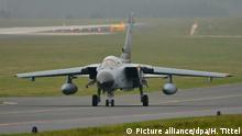 Deutschland Bundeswehr-Aufklärungsflugzeug vom Typ Tornado