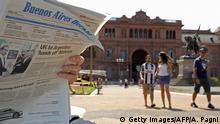 Zeitung Buenos Aires Herald