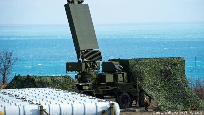 Russisches Raketenabwehrsystem S-400 (picture-alliance/dpa/S. Malgavko)
