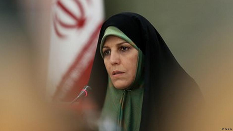 Haftstrafe für prominente Politikerin im Iran