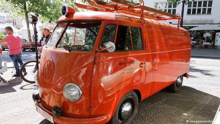 VW Bus - Classic Days in Berlin 2017 (Imago/eventfoto54)