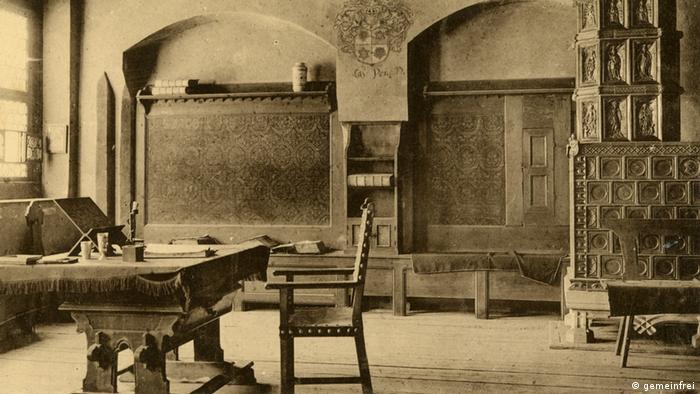 Дом Меланхтона, Виттенберг (1911 год)