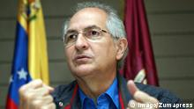 Venezuela Oppositionspolitiker Antonio Ledezma