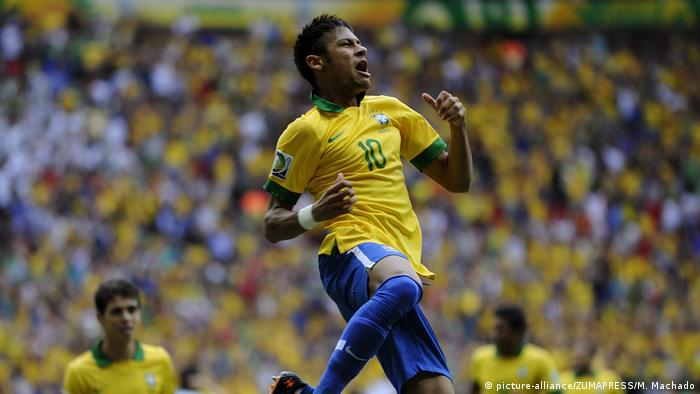 FIFA Confederations Cup 2013 | Neymar (picture-alliance/ZUMAPRESS)