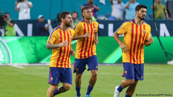 International Champions Cup 2017 | Real Madrid vs. FC Barcelona (picture-alliance/DPPI Media)
