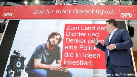 DW: Το SPD χρειάζεται ένα θαύμα για να νικήσει