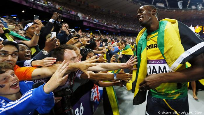 Usain Bolt (picture-alliance/dpa/K. Okten)