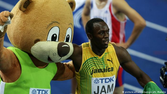 Usain Bolt (picture-alliance/sampics/S. Matzke)