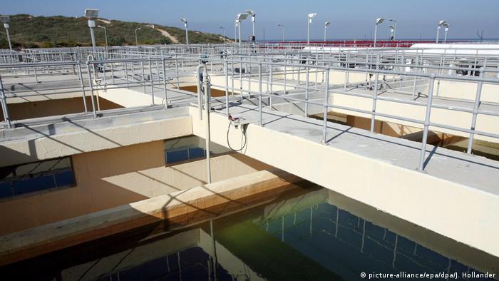 Desalination plant in Israel