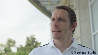 Mads Davidsen, Technical Director or Shanghai SIPG