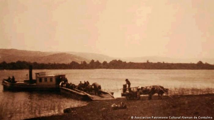 Chile Deutsche Einwanderung in Süden Chiles (Asociacion Patrimonio Cultural Aleman de Contulmo)