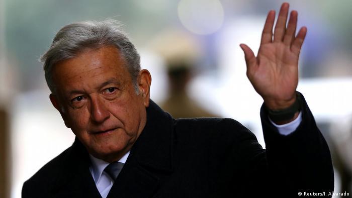 Mexiko Politiker Andres Manuel Lopez Obrador (Reuters/I. Alvarado)