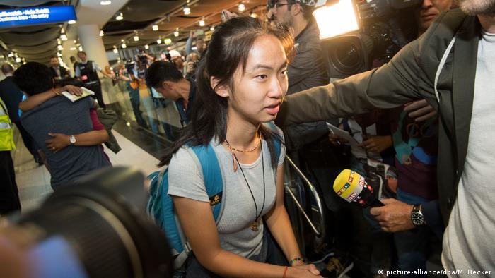 Bivsi at the airport