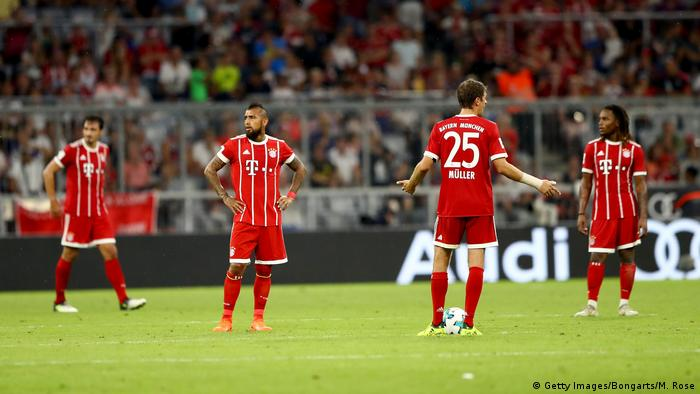 Fußball Audi Cup 2017 FC Bayern München - FC Liverpool (Getty Images/Bongarts/M. Rose)