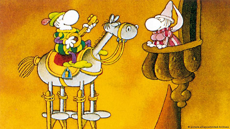 Guillermo Mordillo Legendary Cartoonist Dies In Mallorca Arts