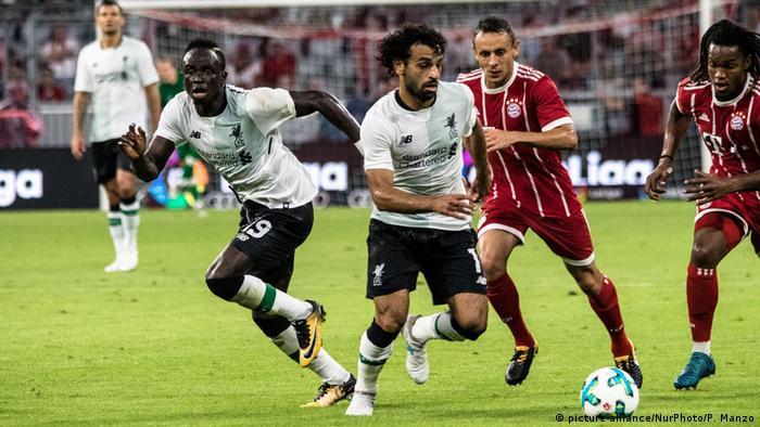 Deutschland München - Bayern München vs. FC Liverpool (picture-alliance/NurPhoto/P. Manzo)