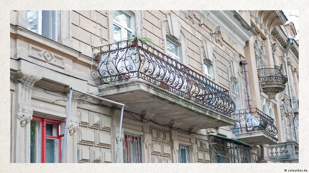 Deutschkurse   Wortschatz   WBS_Foto_Balkon