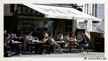 Deutschkurse | Wortschatz | WBS_Foto_Café