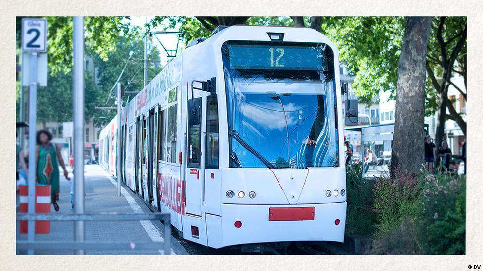 Deutschkurse | Wortschatz | WBS_Foto_Bahn