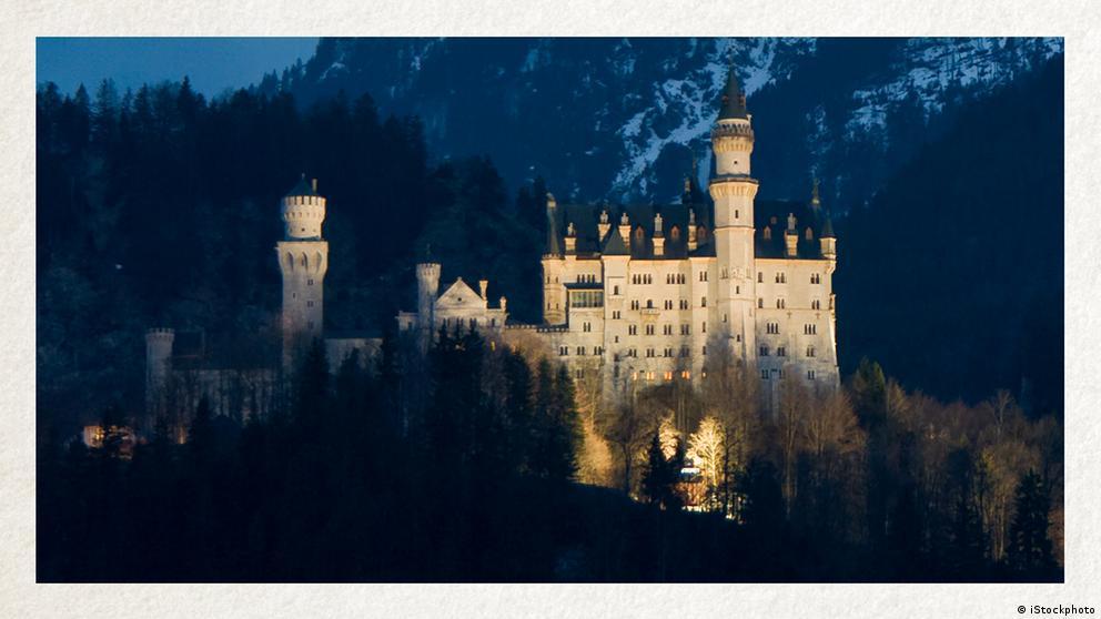 Deutschkurse | Wortschatz | WBS_Foto_Schloss