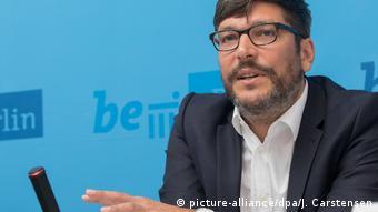 Deutschland Berlin Justizsenator Dirk Behrendt