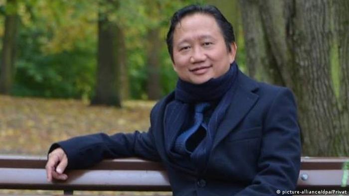 Vietnamese businessman Trinh Xuan Thanh in Berlin