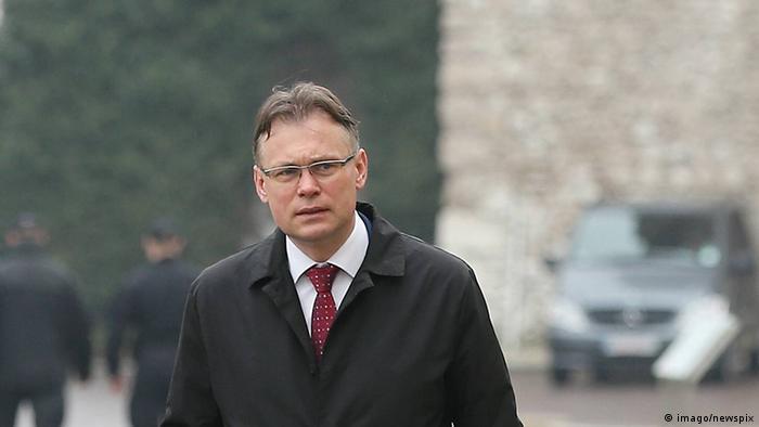 Polish PiS minister Arkadiusz Mularczyk (imago/newspix)