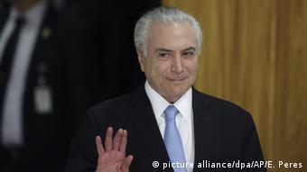 Brasilian President Michel Temer