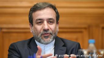 عباس عراقچی، معاون وزیر خارجه جمهوری اسلامی