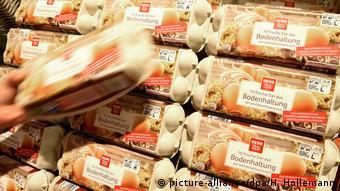 Αλυσίδες γερμανικών σούπερ μάρκετ προχώρησαν σε μαζική απόσυρση αυγών από τα ράφια τους