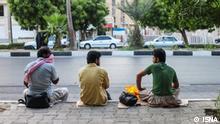 Titel: Arbeitsloser Bildbeschreibung: Arbeitsloser in Iran. Stichwörter: Iran, Arbeitsloser Lizenz: Frei, ISNA