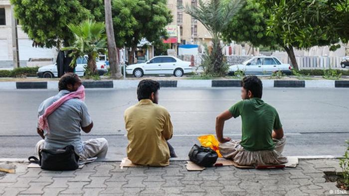 Iran Arbeitslosigkeit (ISNA)