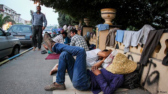 Iran Arbeitslosigkeit