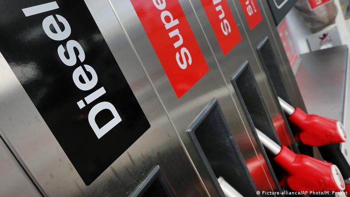 Deutschland Diesel (Picture-alliance/AP Photo/M. Probst)