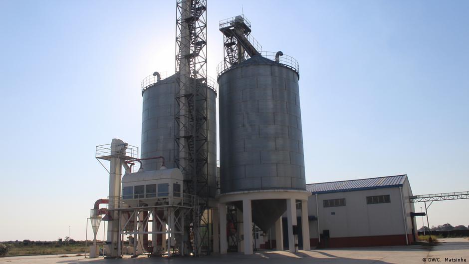 Mosambik Agro-Industrial Complex Chókwè