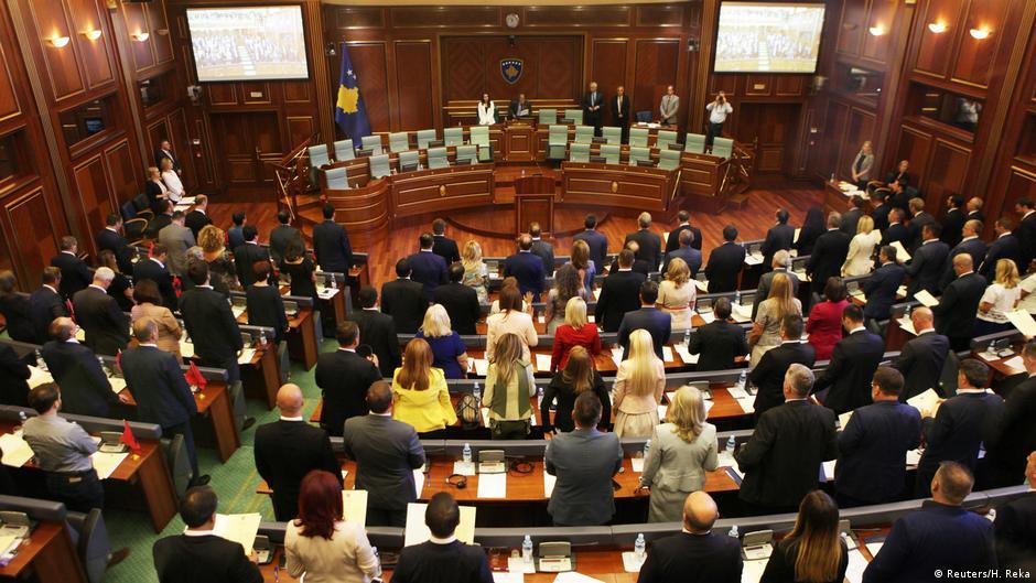 Kosovo Parlament in Pristina