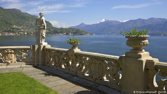 Villa des Balbianello (Picture-alliance/P. Barritt)