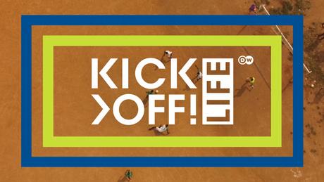 DW Kick off Life (Sendungslogo englisch/deutsch)