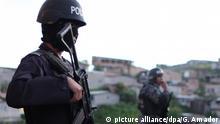 Symbolbild - Polizei - Honduras