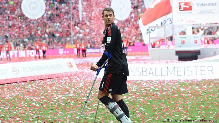 Deutschland 1. Bundesliga- Bayern München - SC Freiburg 4:1
