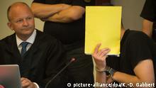 Deutschland Dessau - Fortsetzung Prozess Mord an einer chinesischen Studentin